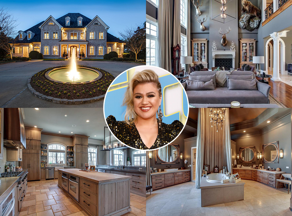 Kelly Clarkson, Nashville Home, Real Estate